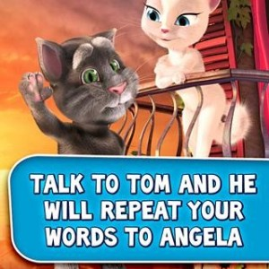 لعبة توم المحاور وانجيلا