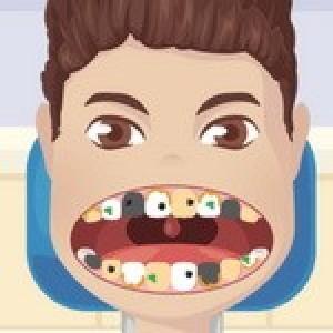 العاب طبيب الاسنان للأطفال