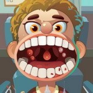 العاب طبيب الاسنان للاطفال الصغار